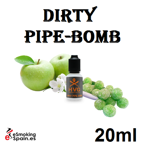 Aroma Fuu HVG DIRTY PIPE-BOMB 20ml (nº3)