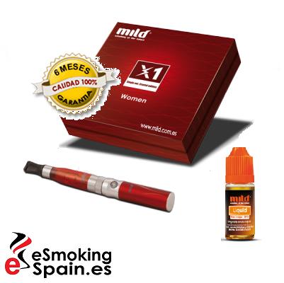 Cigarrillo Electrónico Mild X1 Cherry