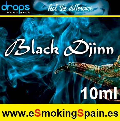 Eliquid Drops Black Djinn 10ml
