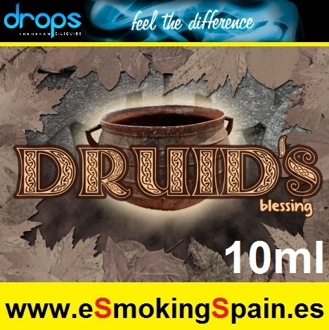Eliquid Drops Druid's Blessing 10ml