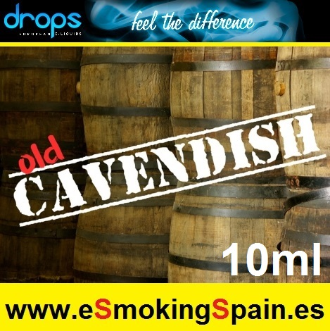 Eliquid Drops Old Cavendish 10ml