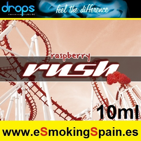 Eliquid Raspberry Rush10ml