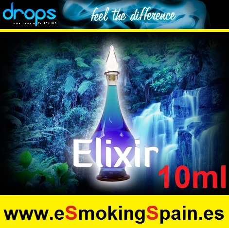 Eliquid Drops Elixir 10ml