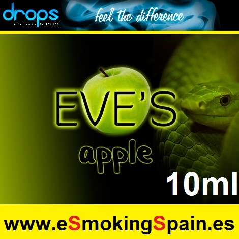 Eliquid Drops Eve's Apple10ml