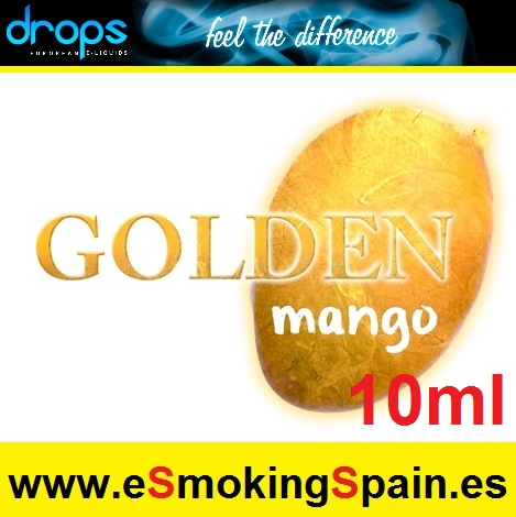 Eliquid Drops Golden Mango 10ml