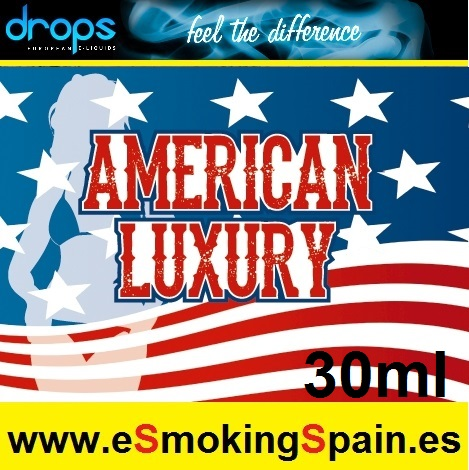 Eliquid Drops American Luxury 30ml