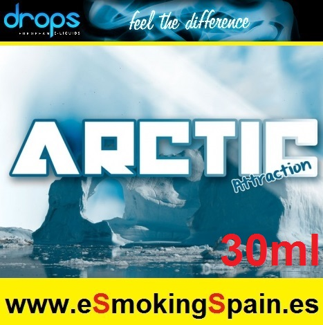 Eliquid Drops Arctic Attraction 30ml
