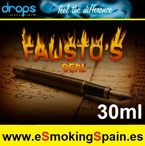 Eliquid Drops Fausto's Deal 30ml