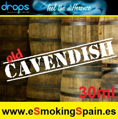 Eliquid Drops Old Cavendish 30ml