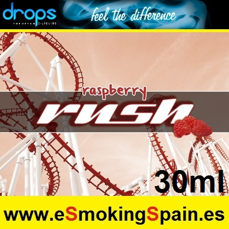 Eliquid Raspberry Rush 30ml