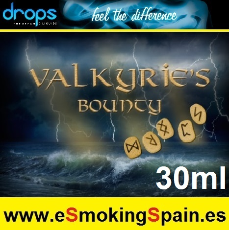 Eliquid Drops Valkyrie's Bounty 30ml