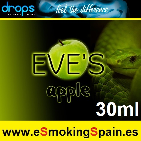 Eliquid Drops Eve's Apple 30ml