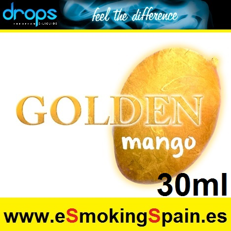 Eliquid Drops Golden Mango 30ml