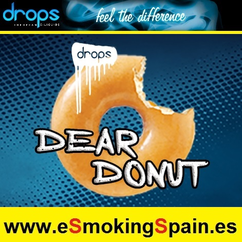 Eliquid Drops Artisans Selection Dear Donut 30ml