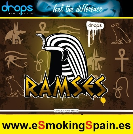 Eliquid Drops Conquerors Ramses 30ml
