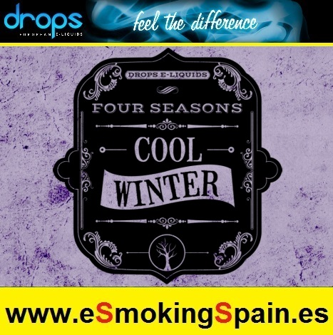 Eliquid Drops Four Seasons COOL WINTER 30ml