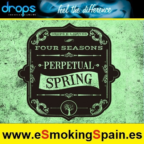 Eliquid Drops Four Seasons Perpetual Spring 30ml