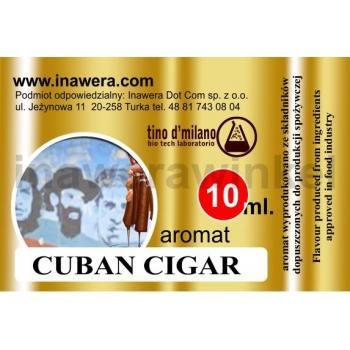 Inawera tino d\'milano e-aromat CUBA CIGAR 10ml (nº8)