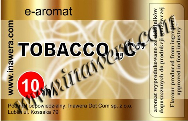 Inawera e-aroma Tobacco \