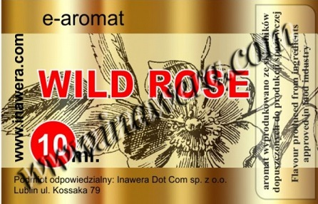 Inawera e-aroma Tobacco Wild Rose 10ml (nº60)
