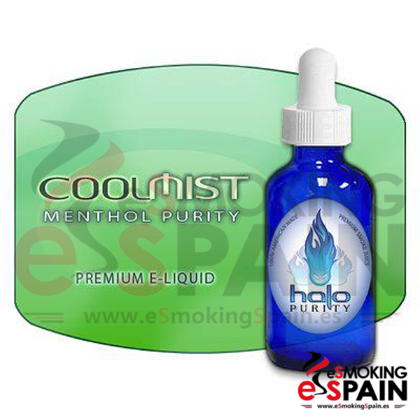 eLiquid HALO Cool Mist 30ml 00mg