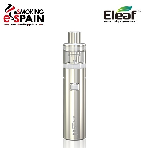 Kit Eleaf iJust ONE Silver