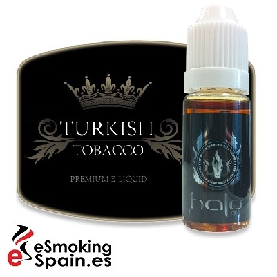 eLiquid Halo 10ml Turkish