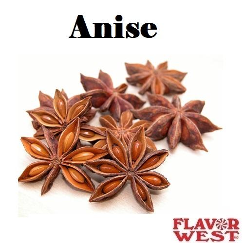 Aroma FLAVOR WEST Anise 10ml (nº64)