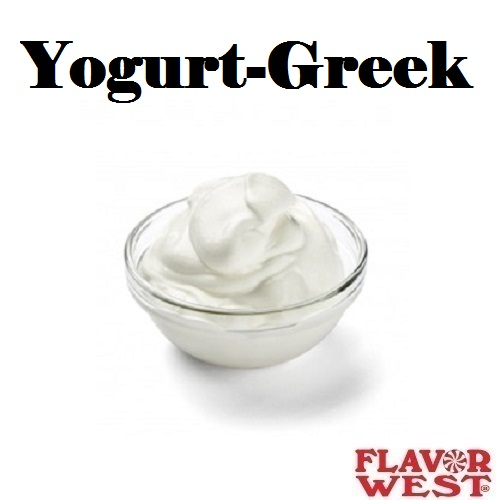 Aroma FLAVOR WEST Yogurt-Greek 10ml (nº62)