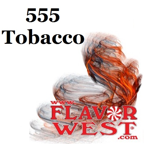 Aroma FLAVOR WEST 555 Tobacco 10ml (nº93)