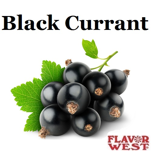 Aroma FLAVOR WEST Black Currant 10ml (nº97)
