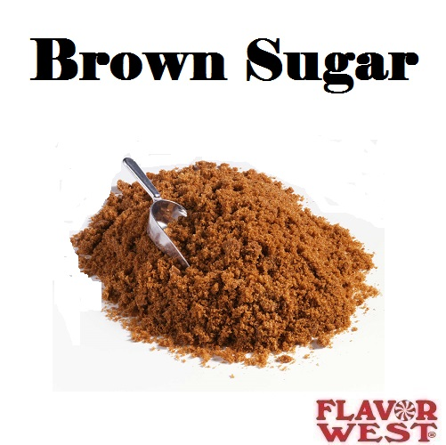 Aroma FLAVOR WEST Brown Sugar 10ml (nº123)