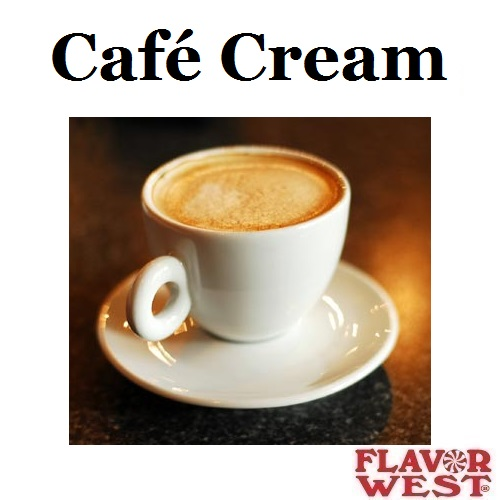 Aroma FLAVOR WEST Café Cream 10ml (nº95)