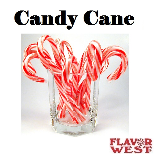 Aroma FLAVOR WEST Candy Cane 10ml (nº48)