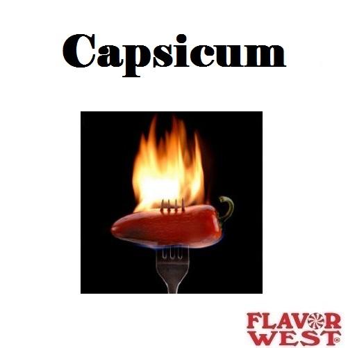 Aroma FLAVOR WEST Capsicum 10ml (nº50)