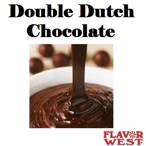 Aroma FLAVOR WEST Double Dutch Chocolate 10ml (nº151)