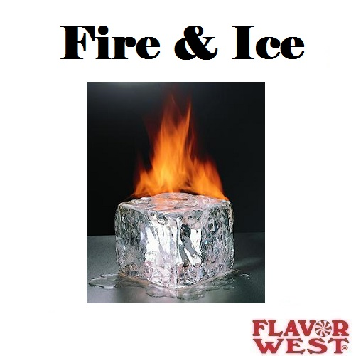 Aroma FLAVOR WEST Fire and Ice 10ml (nº127)