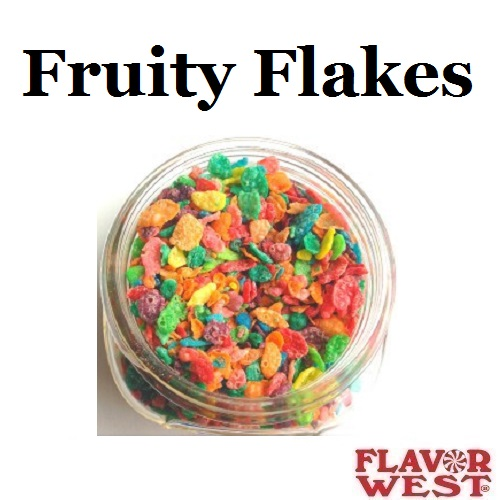 Aroma FLAVOR WEST Fruity Flakes 10ml (nº101)
