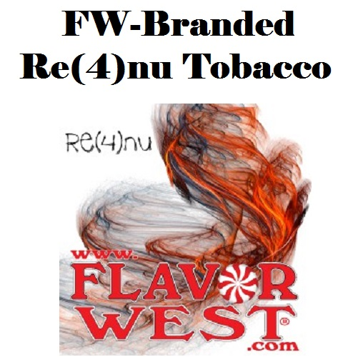 Aroma FLAVOR WEST FW-Branded-Re(4) Tobacco 10ml (nº61)