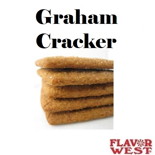 Aroma FLAVOR WEST Graham Cracker 10ml (nº143)