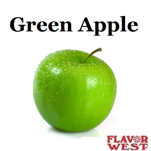 Aroma FLAVOR WEST Green Apple 10ml (nº104)