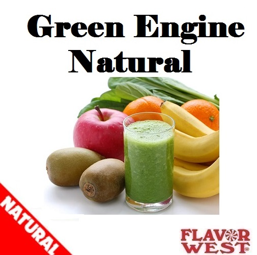 Aroma FLAVOR WEST Green Engine (Natural) 10ml (nº157)