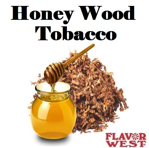 Aroma FLAVOR WEST Honey Wood Tobacco 10ml (nº129)
