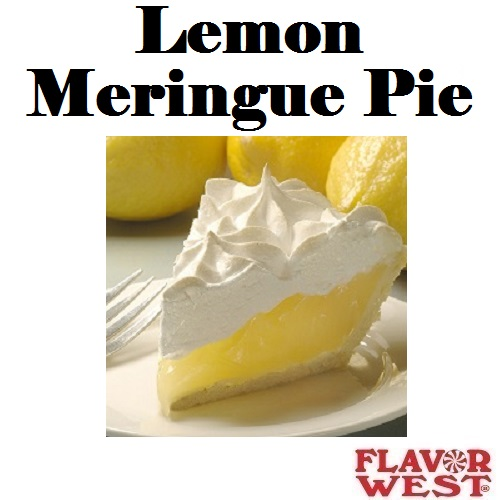 Aroma FLAVOR WEST Lemon Mieingue Pie 10ml (nº52)