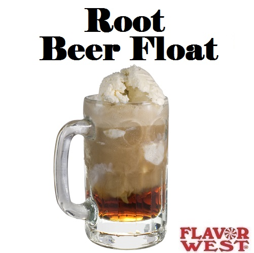 Aroma FLAVOR WEST Root Beer Float 10ml (nº132)