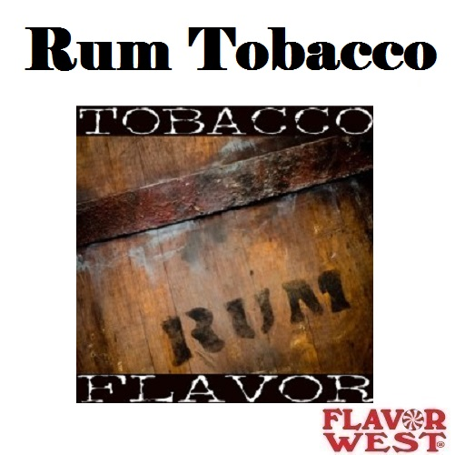 Aroma FLAVOR WEST Rum Tobacco 10ml (nº53))