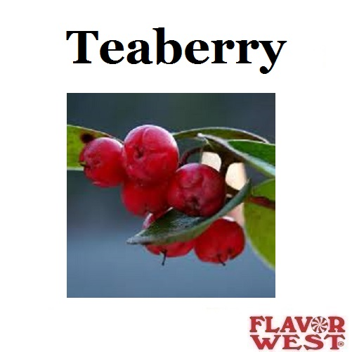 Aroma FLAVOR WEST Teaberry 10ml (nº89)