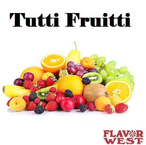Aroma FLAVOR WEST Tutti Fruitti 10ml (nº136)