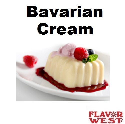 Aroma FLAVOR WEST Bavarian Cream 10ml (nº73)