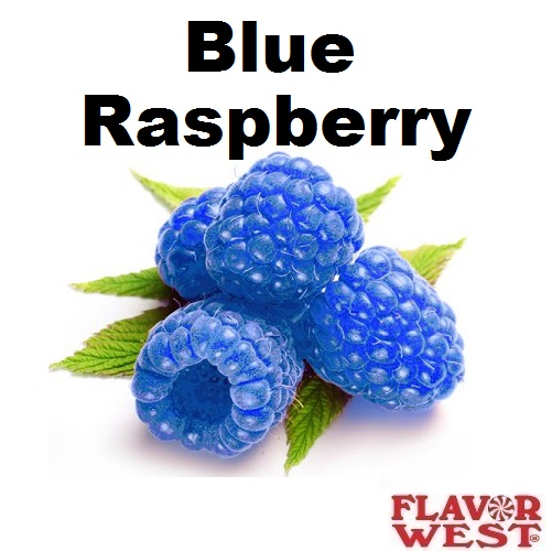 Aroma FLAVOR WEST Blue Raspberry 10ml (nº71)